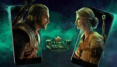 GWENT: The Witcher Card Game für Smartphones angekündigt - Crimson Curse-Erweiterung erscheint morgen