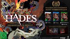 Hades erscheint auf PlayStation und Xbox; Private Division veröffentlicht Boxeditionen
