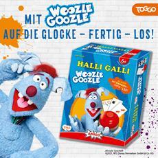 Halli Galli mit Woozle Goozle