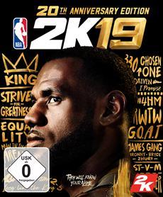 Happy 2K Day! NBA 2K19 20th Anniversary Edition veröffentlicht
