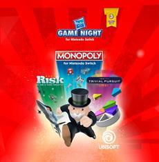 Hasbro Game Night @ Für Nintendo Switch erhältlich
