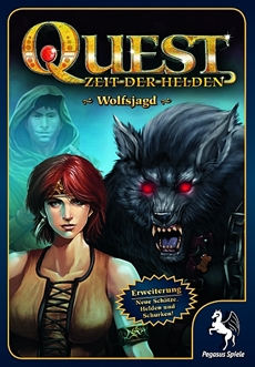Helden auf Wolfsjagd