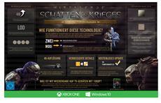 Mittelerde: Schatten des Krieges Xbox One X-Aufwertungen jetzt erhältlich