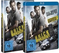 Hollywood-Star Paul Walker im Interview am Set von BRICK MANSIONS