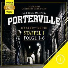 HSP-VO| Hörbuchserie Porterville - Fortsetzung der preisgekrönten Thriller-Hörbücher Darkside Park