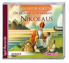 IGEL-RECORDS verlost Nikolaus-Hörbücher