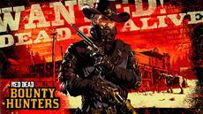 Jetzt verfügbar in Red Dead Online: die renommierte Kopfgeldjägerlizenz, neue legendäre Kopfgeldjagden, der Outlaw-Pass #4