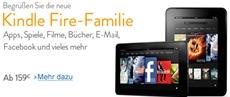 Kindle Fire kommt nach Deutschland!