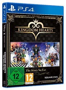 Kingdom Hearts -THE STORY SO FAR- ERSCHEINT AM 29. MÄRZ 2019 IN EUROPA