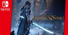 Kingdoms of Amalur: Re-Reckoning Out Now on Nintendo Switch