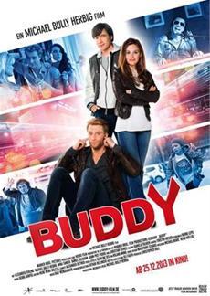 BUDDY - Filmplakat und Szenenbilder zum neuen Michael Bully Herbig Film!