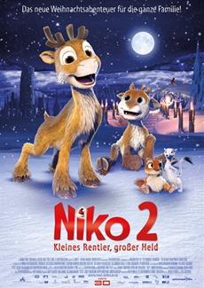 Kinostart   NIKO 2 - KLEINES RENTIER, GROSSER HELD ab 1. November 2012