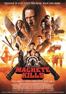 Preview (Kino): Machete Kills