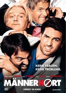 Männerhort ist auf Platz 1 der Kinocharts