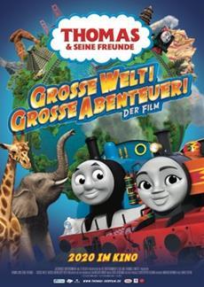 Trailer zu THOMAS & SEINE FREUNDE - GROSSE WELT! GROSSE ABENTEUER!