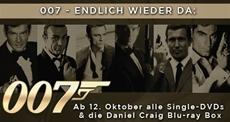 Knallharte 007-Action: James Bond für alle!