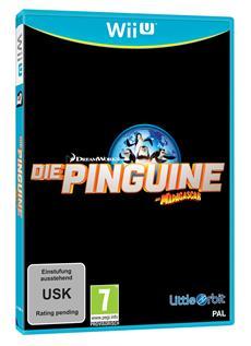 """Lächeln und winken Männer! Little Orbit kündigt """"Die Pinguine aus Madagascar"""" Videospiel an"""