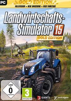 Landwirtschafts-Simulator 15 Gold Edition und Offizielles Add-On jetzt erhältlich!