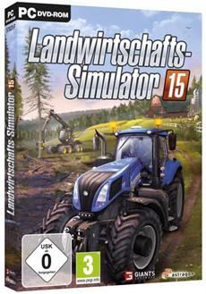 Landwirtschafts-Simulator 15 - Tankt den Traktor auf und spannt den Pflug an - es geht wieder raus aufs Feld!