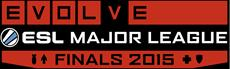 Livestream der Evolve ESL Major League Finals am 10. Oktober