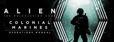 Lock & Load Your Pulse Rifle - Colonial Marines Operations Manual Announced for the ALIEN RPG