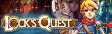 Lock's Quest erscheint f&uuml;r PS4<sup>&trade;</sup>, Xbox One und PC