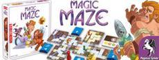 Magic Maze von Sit Down! erscheint im Mai 2017 bei Pegasus Spiele