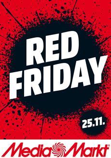 """Media Markt ruft am 25.11. den """"Red Friday"""" aus"""