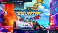 Mini Motor Racing X now available on Nintendo Switch!