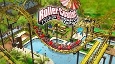 Mit der RollerCoaster Tycoon<sup>&reg;</sup> 3: Complete Edition den ultimativen Freizeitpark bauen und verwalten
