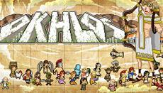 Mit Okhlos (PC, Mac, Linux) ab zu den Göttern im alten Griechenland