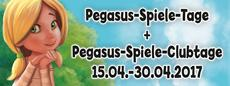 Mit Pegasus neue Spielewelten entdecken