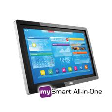 Review (Hardware): mySmart All-In-One A2472PW4T/BK von AOC