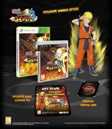 Naruto Shippuden: Ultimate Ninja Storm und Naruto Powerful Shippuden ab heute in Europa erhältlich