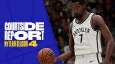 NBA 2K21 - MEIN TEAM SAISON 4 - COURTSIDE REPORT