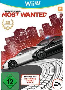 Need for Speed Most Wanted erscheint im Frühjahr für Wii U