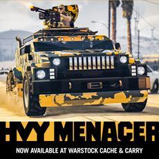 Neu in GTA Online: Das Waffenfahrzeug HVY Menacer, Boni, Rabatte und mehr