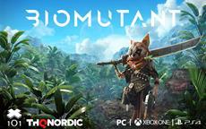 Neuer Gameplay-Teaser-Video für Biomutant veröffentlicht