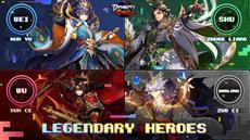 Neuer Helden-Leitfaden für Dynasty Scrolls: Mischen, kombinieren, angreifen!