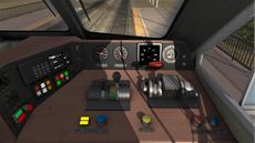 Neues PC-Simulationsspiel - kalifornische Küste per Zugsimulation erfahrbar