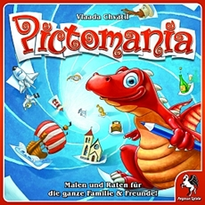 Neues Pictomania goes global