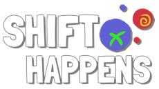 Shift Happens ist ab heute für Nintendo Switch erhältlich