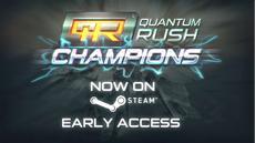 Offizieller Release beim Future Racer Quantum Rush: Champions