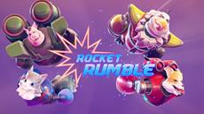 Online Space Racing Brawler Rocket Rumble Is Out Now on Steam in Early Access