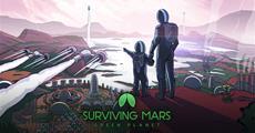 Paradox Interactive enthüllt Green Planet-Erweiterung für Surviving Mars