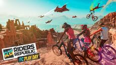 PC Play Day für 'Riders Republic' am 12. Oktober exklusiv auf Ubisoft Connect PC