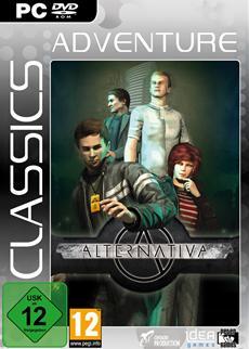 Alternativa: SciFi-Abenteuer jetzt in der Classic-Edition von Peter Games