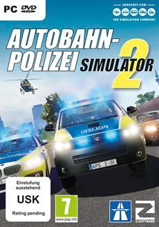 Autobahnpolizei Simulator 2 kommt samt Character Creator und Story am 07. Dezember