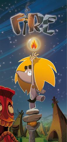 Daedalics FIRE - Ungh wird ab dem 6. Januar die Steinzeit unsicher machen.