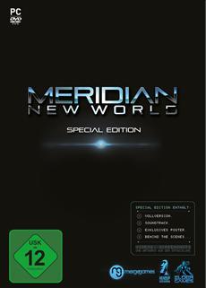 New World - Special Edition ab heute im deutschsprachigen Handel erhältlich